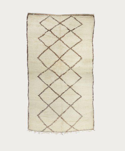 no. 18 Vintage Moroccan Rug