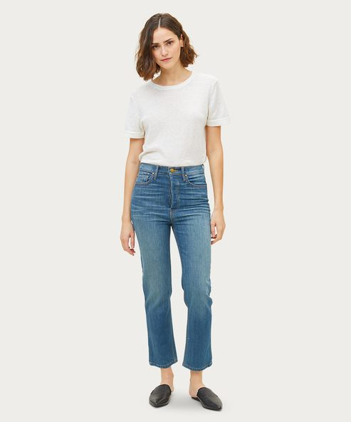 The Straight A Jean