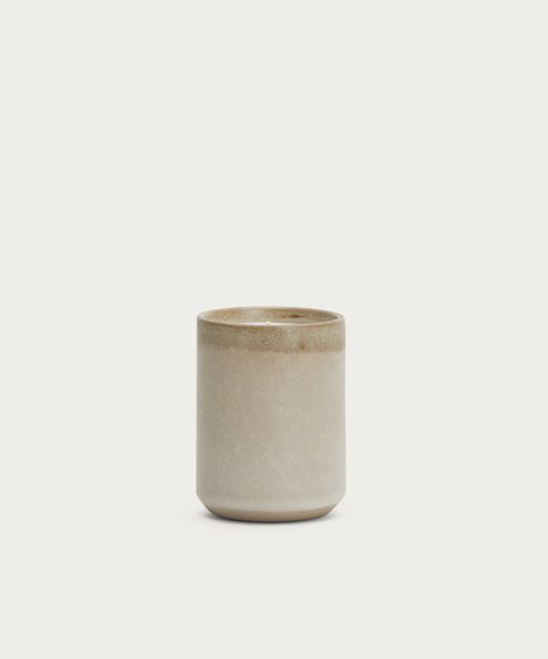 Sunset Ceramic Candle