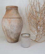 Desert Ceramic Candle