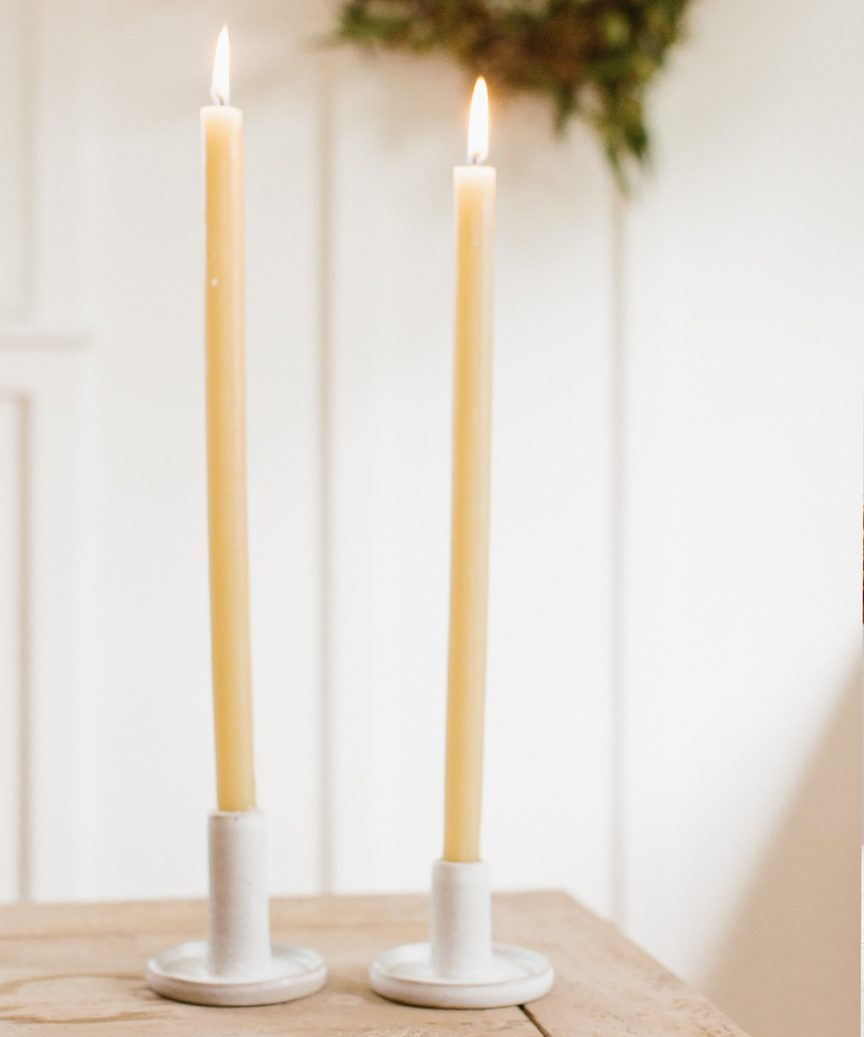 Small Candlestick Holder