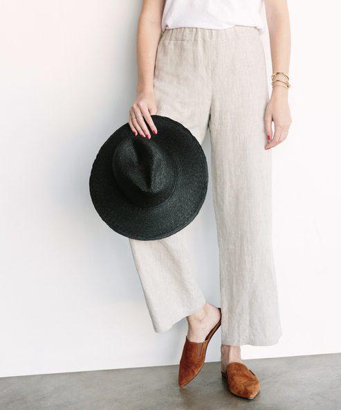 Linen Pant