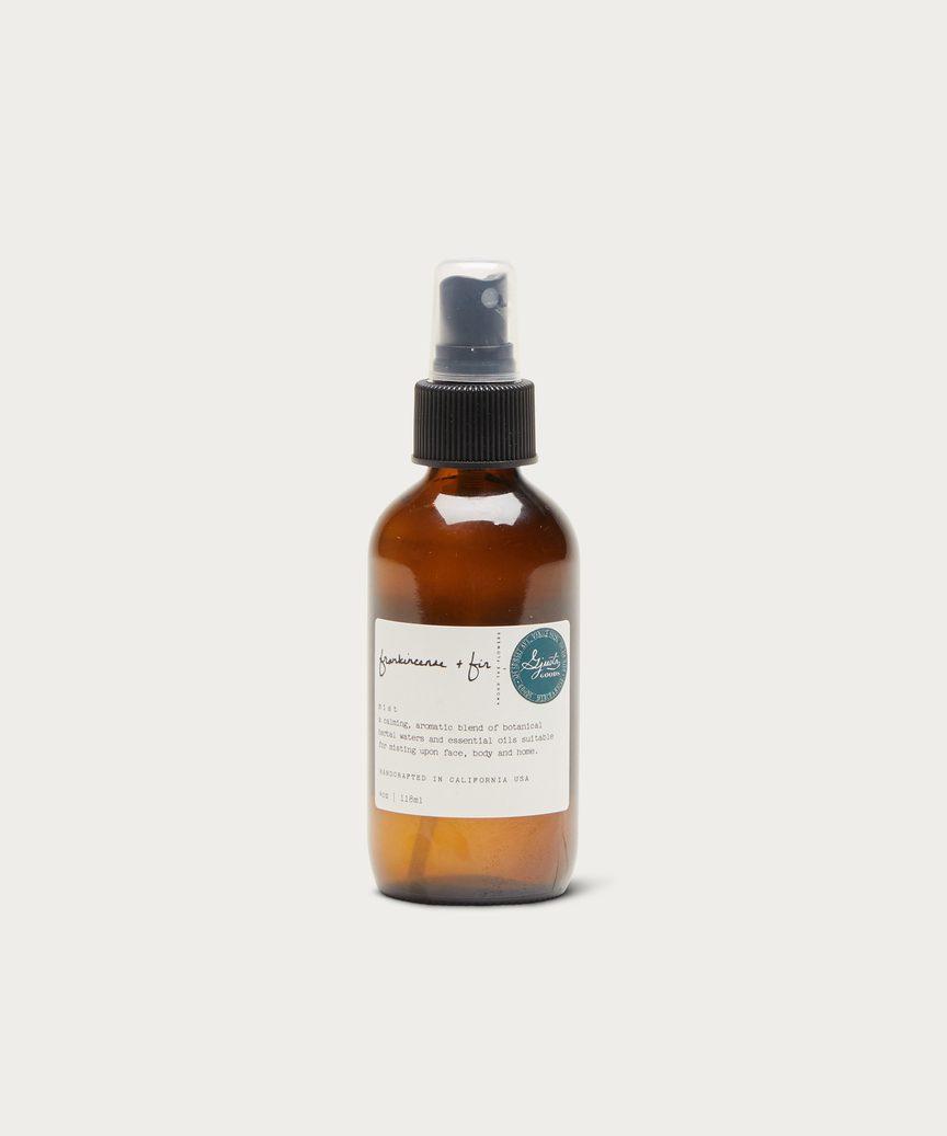 Frankincense & Fir Facial Mist