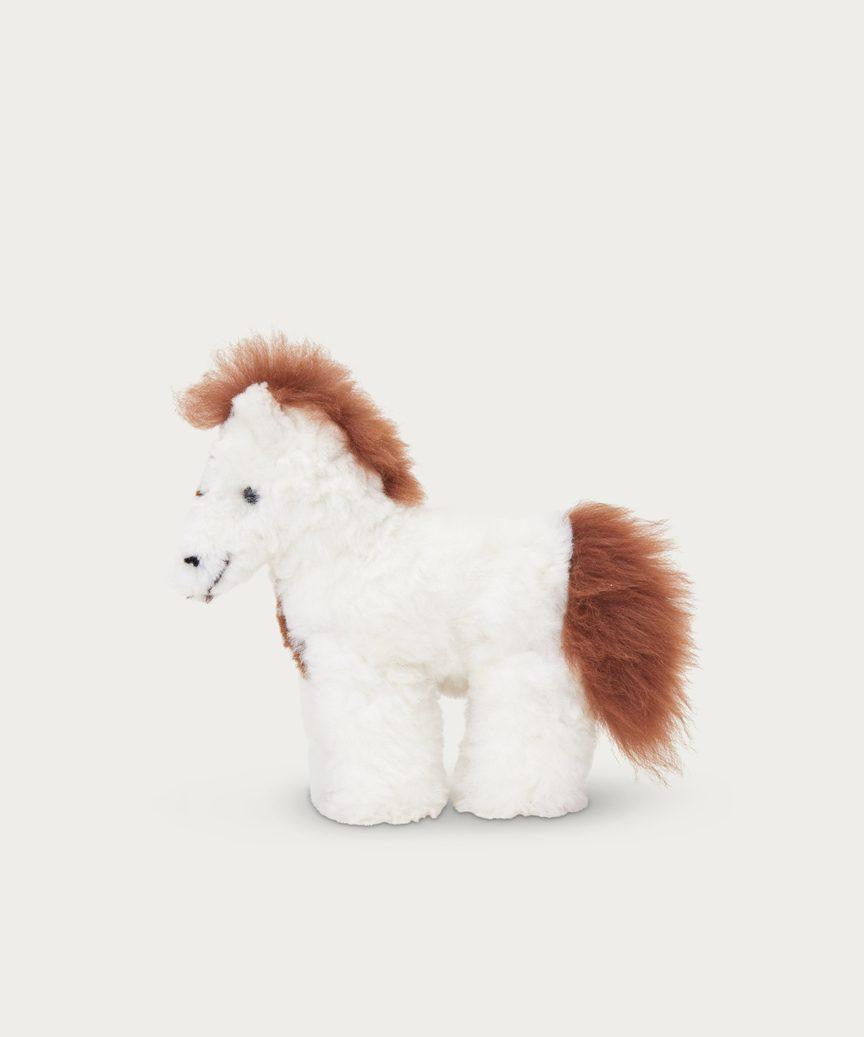 Alpaca Fur Horse