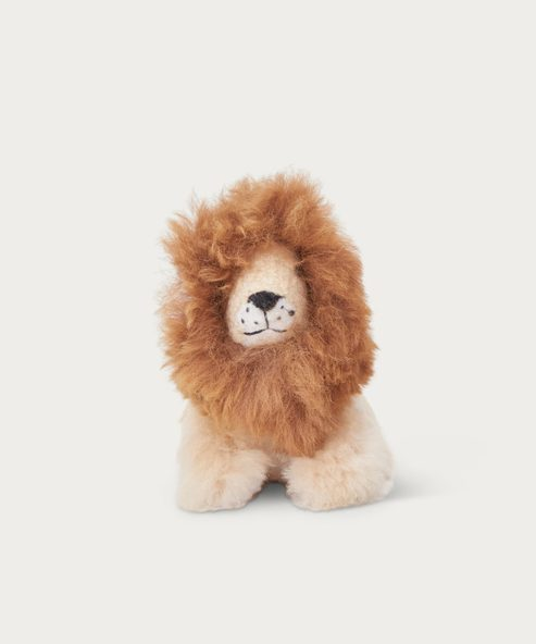 Alpaca Fur Lion