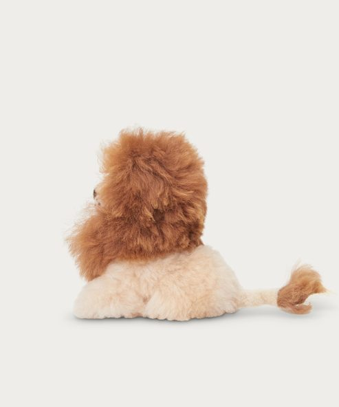 Alpaca Fur Lion