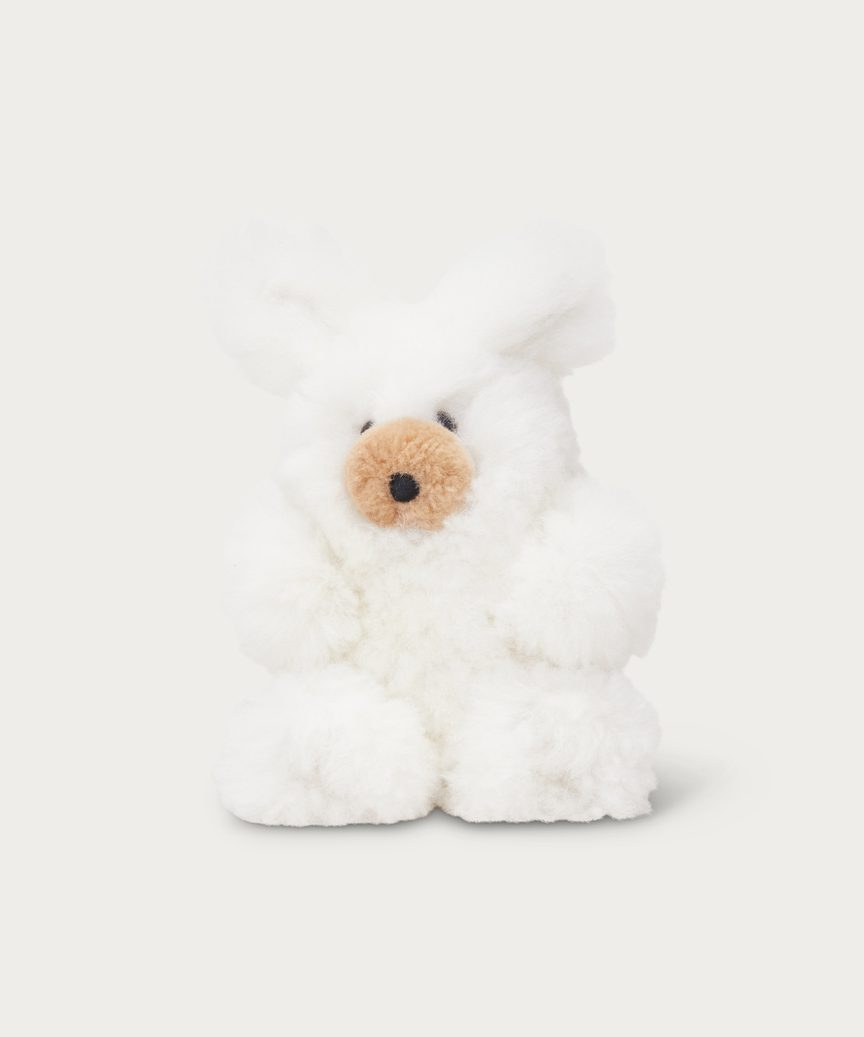 Alpaca Fur Bunny Jenni Kayne