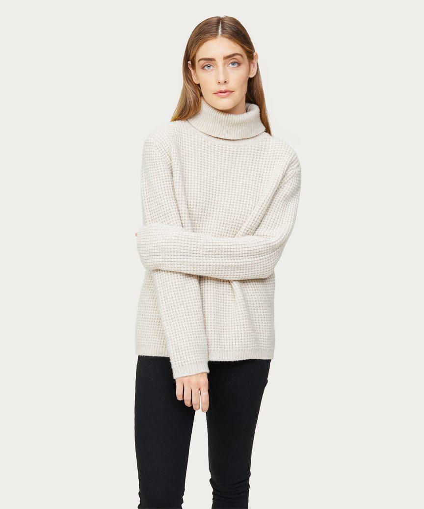 Seattle Turtleneck Sweater