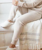 Cashmere Thermal Sweatpant
