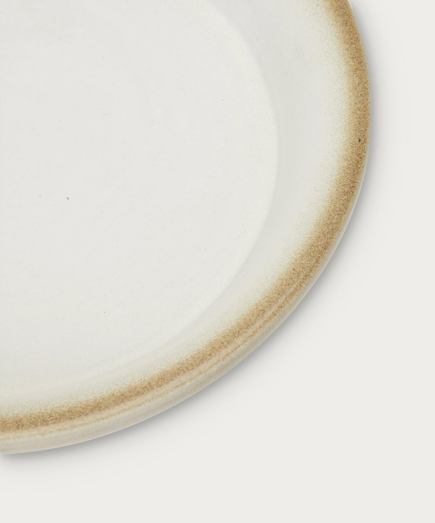 Stoneware Pie Dish