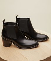 Heeled Chelsea Boot