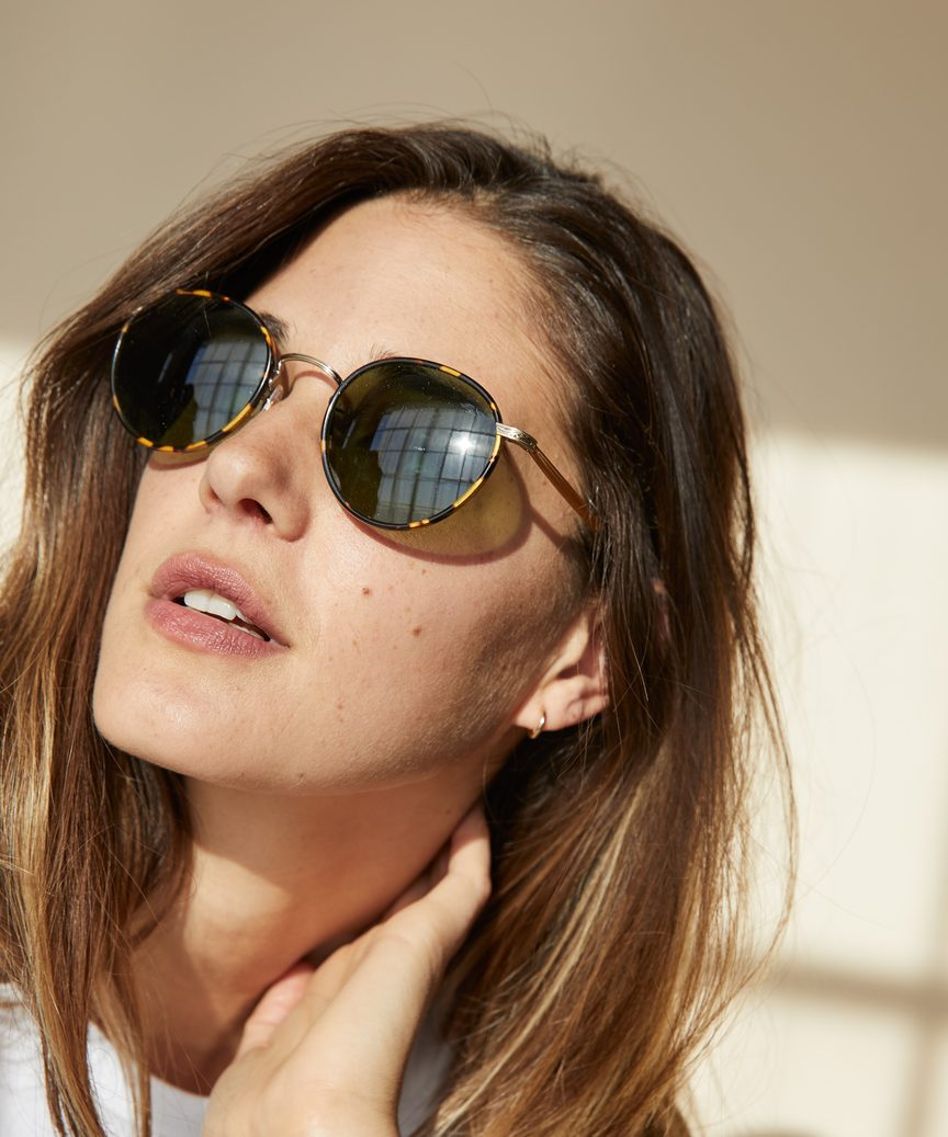 1b0c76c232ea Wilson Sunglasses - Tokyo Tortoise | Jenni Kayne