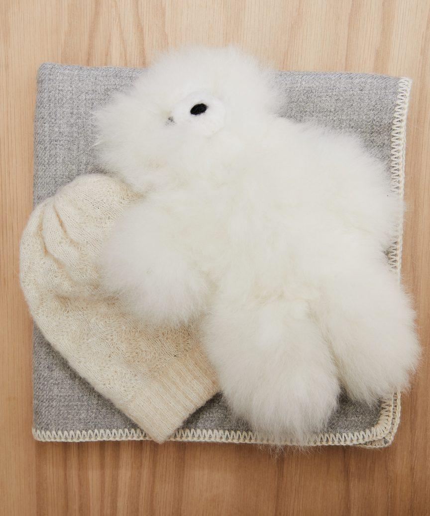 Alpaca Baby Beanie