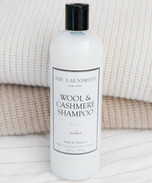 Wool and Cashmere Shampoo
