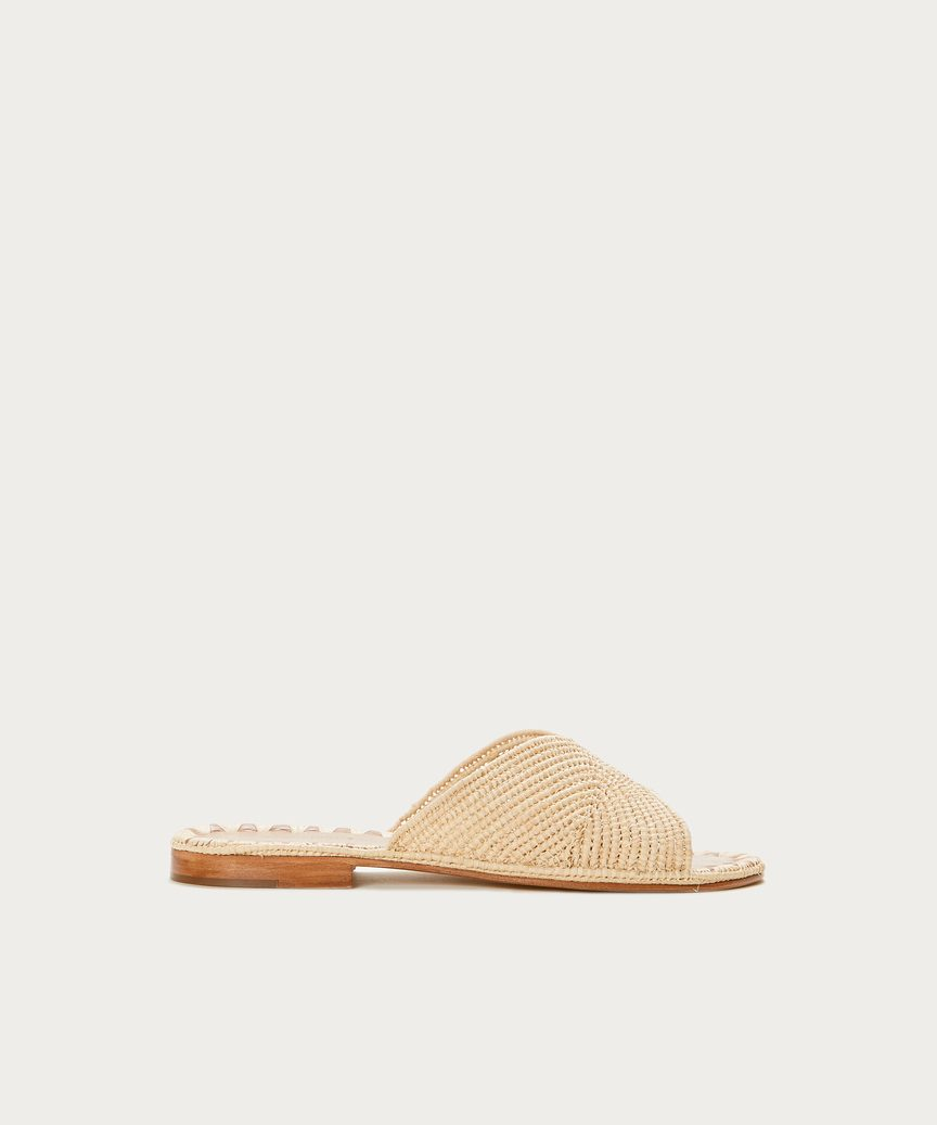 Salon Slide Sandal