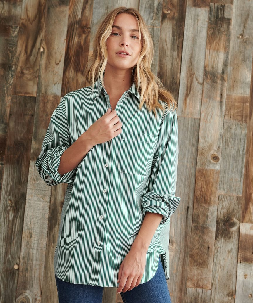 Boyfriend Shirt by Jenni Kayne