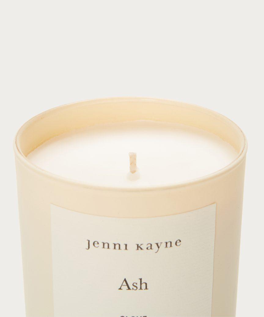 Ash Matte Glass Candle